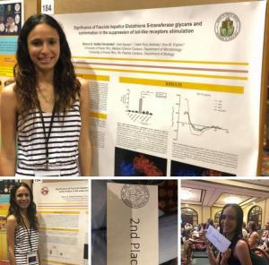 93rd Annual American Society of Parasitologists. UPR presente en Cancun, Mexico 2