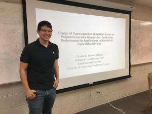 Christian Alvarez Research Seminar 1