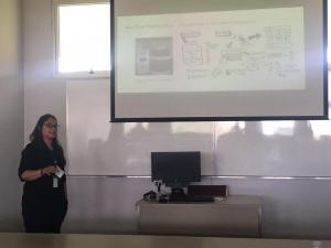 Estrella at Jr Tech 2018 Turabo 1
