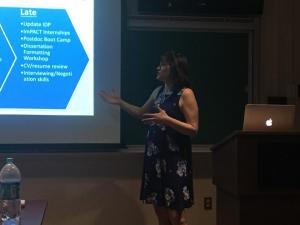 Jessica Harrel, PhD Director of Summer Of Learning and Research at UNC Chapel Hill 1