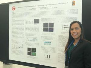 Sally at Experimental Biology 2018