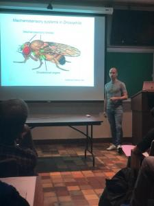 Andrew Seeds At RISE Research Seminar Series