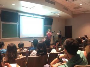 Dr. Leslie Parise Researcher at UNC Medical School 1