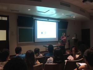 Dr. Leslie Parise Researcher at UNC Medical School 2