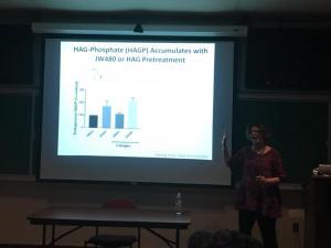 Dr. Leslie Parise Researcher at UNC Medical School 3