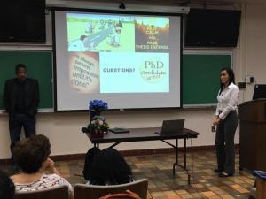 Jessica Morales PhD, Dr Valance Washington PI  Mentor 7