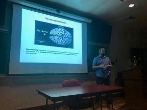 RISE Research Seminar, Alfredo Ghezzi, Ph.D. 1