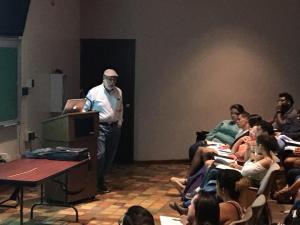 Seminario de Ética en la Investigación - Dr. Félix Castrodad Ortiz