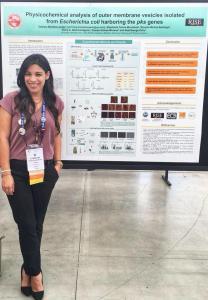 Yermary at Experimental Biology 2018